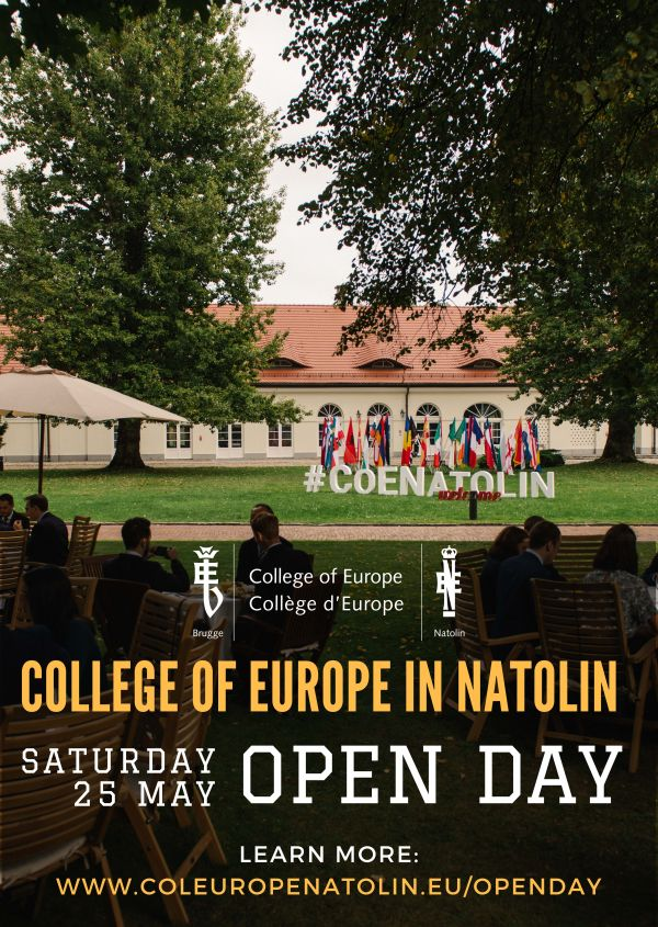 Open Day College of Europe