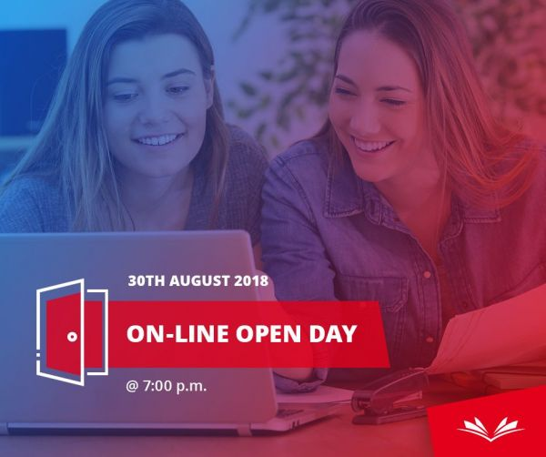 On-line Open Day
